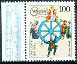 1806 postfrisch Bogenrand links (BRD)