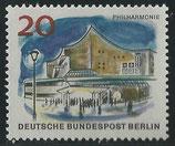 256  postfrisch  (BERL)