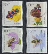 BRD 1202-1205 postfrisch