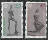 804-805  postfrisch  (BRD)