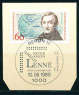 BERL 850 mit Ersttagssonderstempel