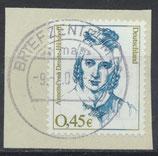 BRD 2295 gestempelt auf Briefstück