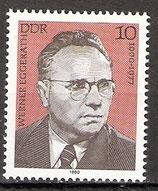 2500 postfrisch (DDR)