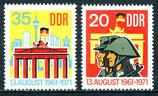 1691-1692 postfrisch (DDR)