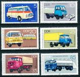 2744-2749 postfrisch (DDR)