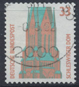 BRD 1399 A  gestempelt