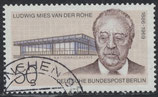 BERL 753 gestempelt