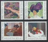 1317-1320 postfrisch (CH)