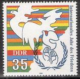3036 postfrisch (DDR)