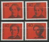791-794  postfrisch  (BRD)