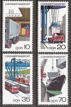 2326-2329 postfrisch (DDR)