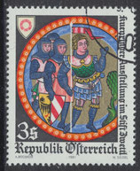 AT 1670 gestempelt
