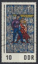 DDR 1346  philat. Stempel