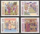 1393-1396 postfrisch (CH)