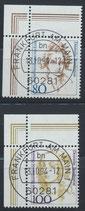 1755-1756 gestempelt (BRD)