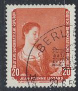 DDR 695  philat. Stempel