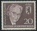 198  postfrisch  (BERL)