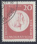 DDR 859 philat. Stempel