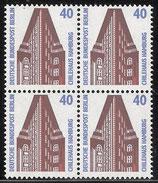 BERL 816  postfrisch  Viererblock