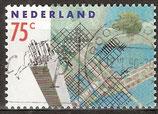 NL 1384 gestempelt