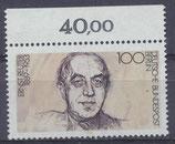846 postfrisch Bogenrand oben (RWZ 40,00) (BERL)