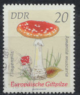 DDR 1936 gestempelt
