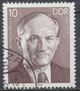 DDR 2921  philat. Stempel