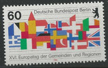 758   postfrisch  (BERL)
