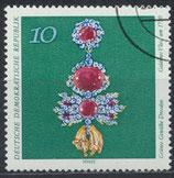 DDR 1683 philat. Stempel