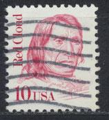 USA 1940 gestempelt