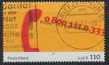 BRD 2164 gestempelt