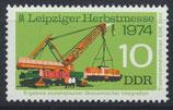 DDR 1973 postfrisch