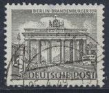 BERL 42 gestempelt
