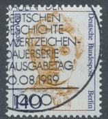 BERL 848 gestempelt