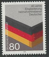 1265  postfrisch  (BRD)
