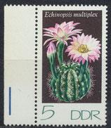 DDR 1922 postfrisch mit Bogenrand links