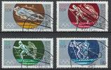 DDR 2839-2842  philat. Stempel
