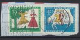 BRD 486+488 gestempelt auf Briefstück