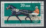 DDR 1970  philat. Stempel