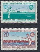 DDR 841-842 postfrisch