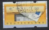 BRD-ATM 5 - 10 gestempelt