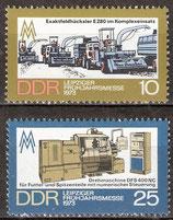 1832-1833 postfrisch (DDR)