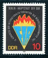 2736 postfrisch (DDR)