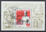DDR Block 83, 3013 gestempelt