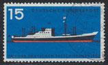 BRD 257 gestempelt (2)