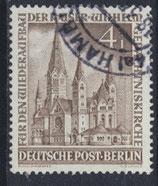 BERL 106 gestempelt
