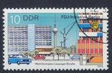 DDR 2424 philat. Stempel