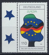 BRD 1985 postfrisch mit Bogenrand links