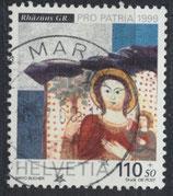 CH 1684 gestempelt