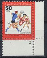 BERL 519 postfrisch mit Eckrand rechts unten